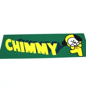 BT21 BANNERS - CHIMMY