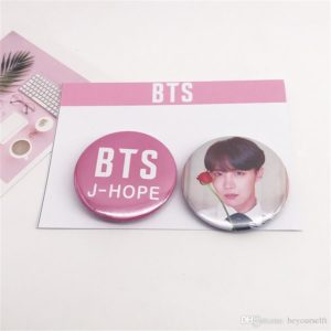BTS PERSONA BROCHES - J-HOPE