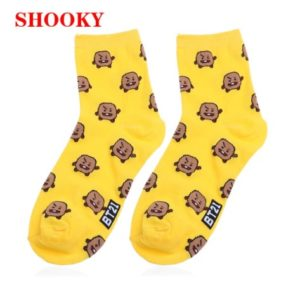 BT21 CALCETINES LARGOS - SHOOKY