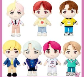 bts peluches house of bts - lovingkpop 1