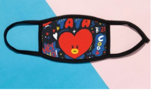 BT21 MASCARILLAS - TATA