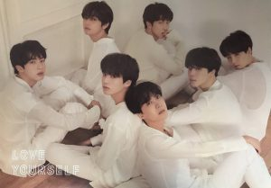 BTS POSTERS PAPEL – LOVE YOURSELF 2